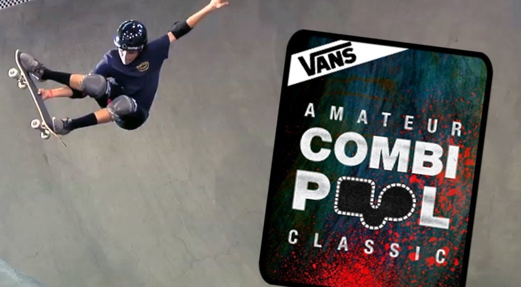 Vans amateur combi pool classic